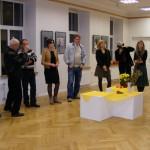 Ogres Mākslas skolā šonedēļ atklāta foto kluba «Ogre» dalībnieku darbu izstāde «Ogres cilvēki».