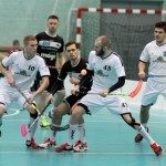 Izslēgšanas spēļu dalībnieki cīņā par Latvijas čempionu titulu nesaudzē ne sevi, ne pretiniekus.