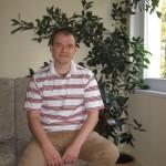 Austersēņu audzētājs Āris Plūģis dalās savā pieredzē.