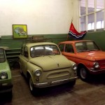 Aptuveni desmit gadu laikā izveidotajā kolekcijā lielākoties ir padomju laiku auto un katram no tiem ir savs «dzīves» stāsts, ko J.Buka labprāt izstāsta ikvienam muzeja apmeklētājam.