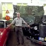«Šis seno auto muzejs, kā jau lielākā daļa muzeju, nav peļņu nesošs, bet gan sirdslieta un aizraušanās brīvajos brīžos,» saka J.Buka, kurš laiku pa laikam dodas izbraukumos ar vienu no kolekcijas auto – 1963.gadā ASV ražoto «Buick LeSabre» (attēlā pa labi).